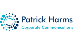 Patrick Harms Corporate Communications logo