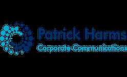 Patrick Harms Corporate Communications logo